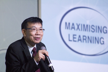 NIE Director Professor Tan Oon Seng talks about learning should be like for students of the 21st century.